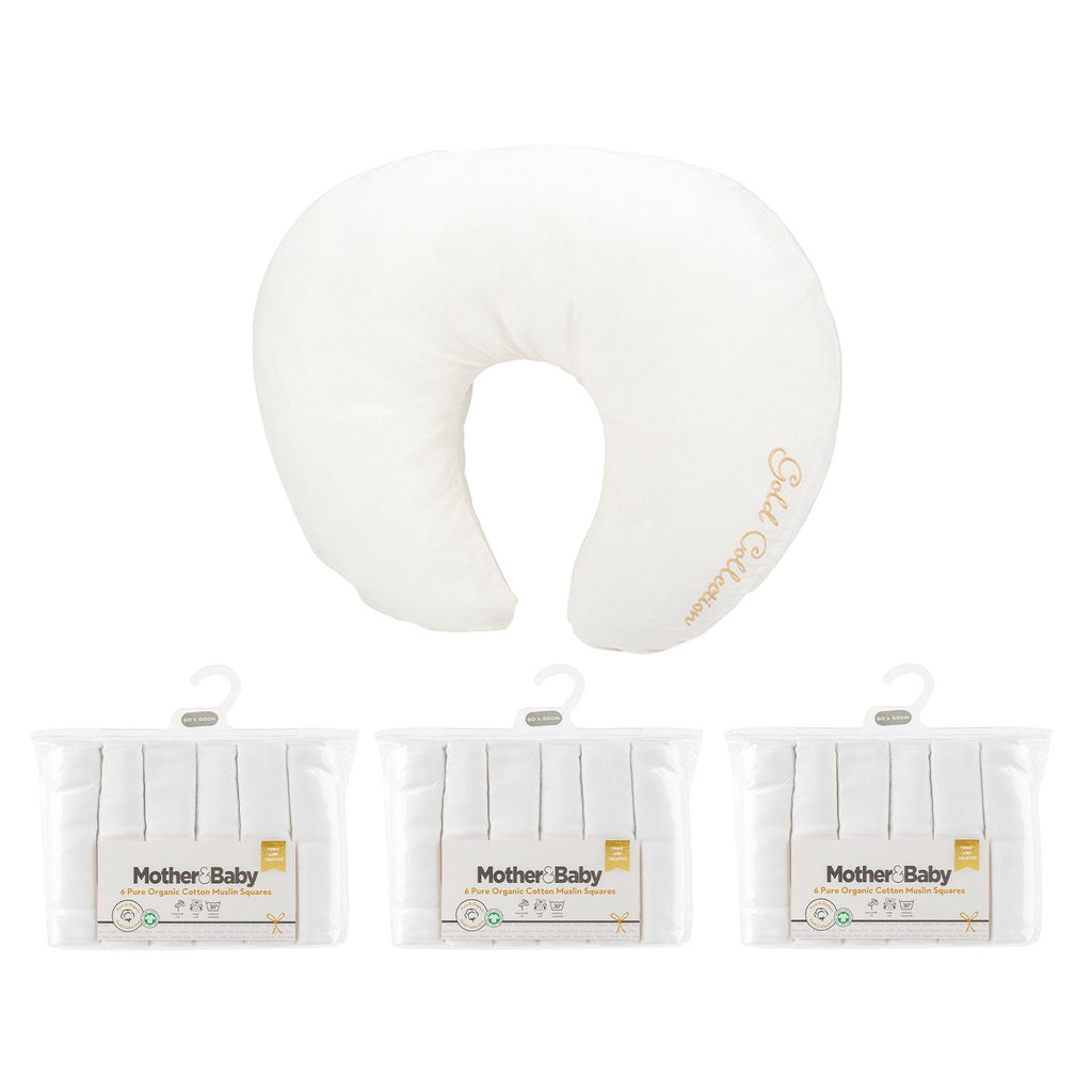 Mother&Baby Feeding Pillow Starter Pack Mother & Baby