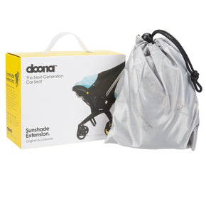 Doona Car Seat - Sunshade Extension Covers Doona
