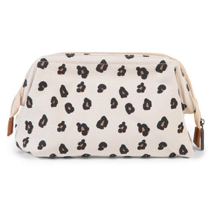 Baby Necessities Canvas Leopard Bag Childhome