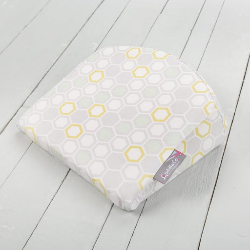 Comfi-Mum 3in1 Memory Foam Wedge Cushion - Beehive Feeding & Support cuddleco