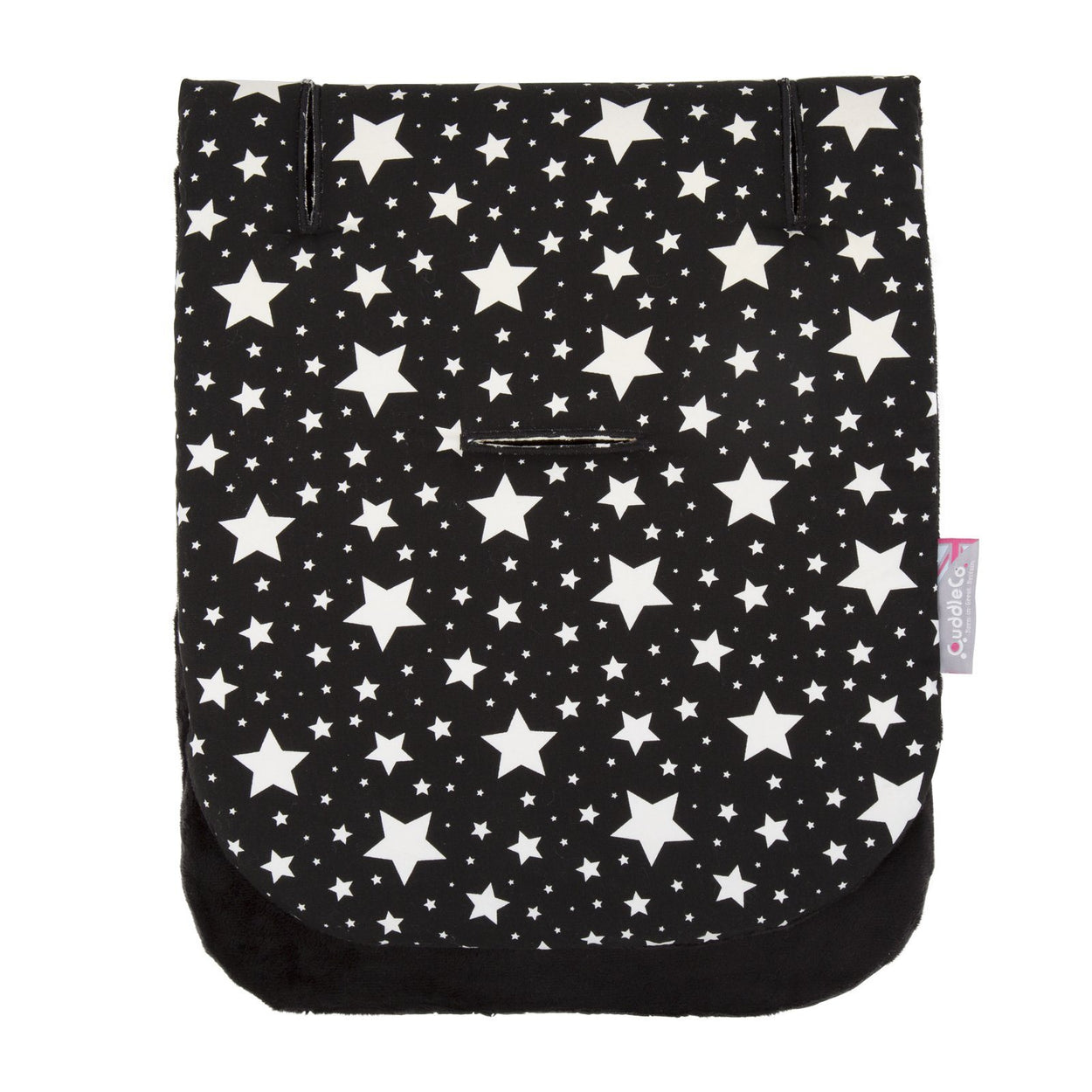 Comfi-Cush Memory Foam Stroller Liner - Stars On The Go cuddleco
