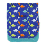 Load image into Gallery viewer, Comfi-Cush Memory Foam Stroller Liner - Dinosaur Fun On The Go cuddleco