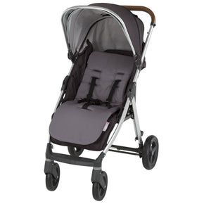 comfi cush memory foam stroller cushion dove