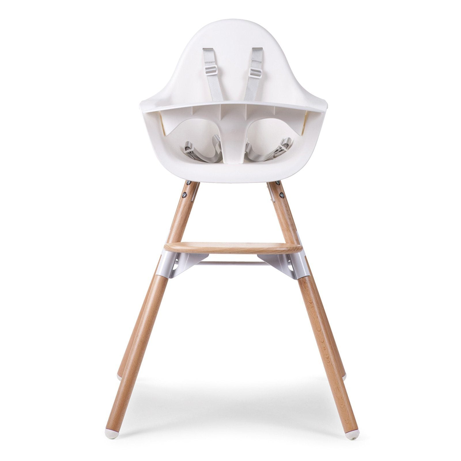 Evolu 2 Chair - Natural / White Childhome
