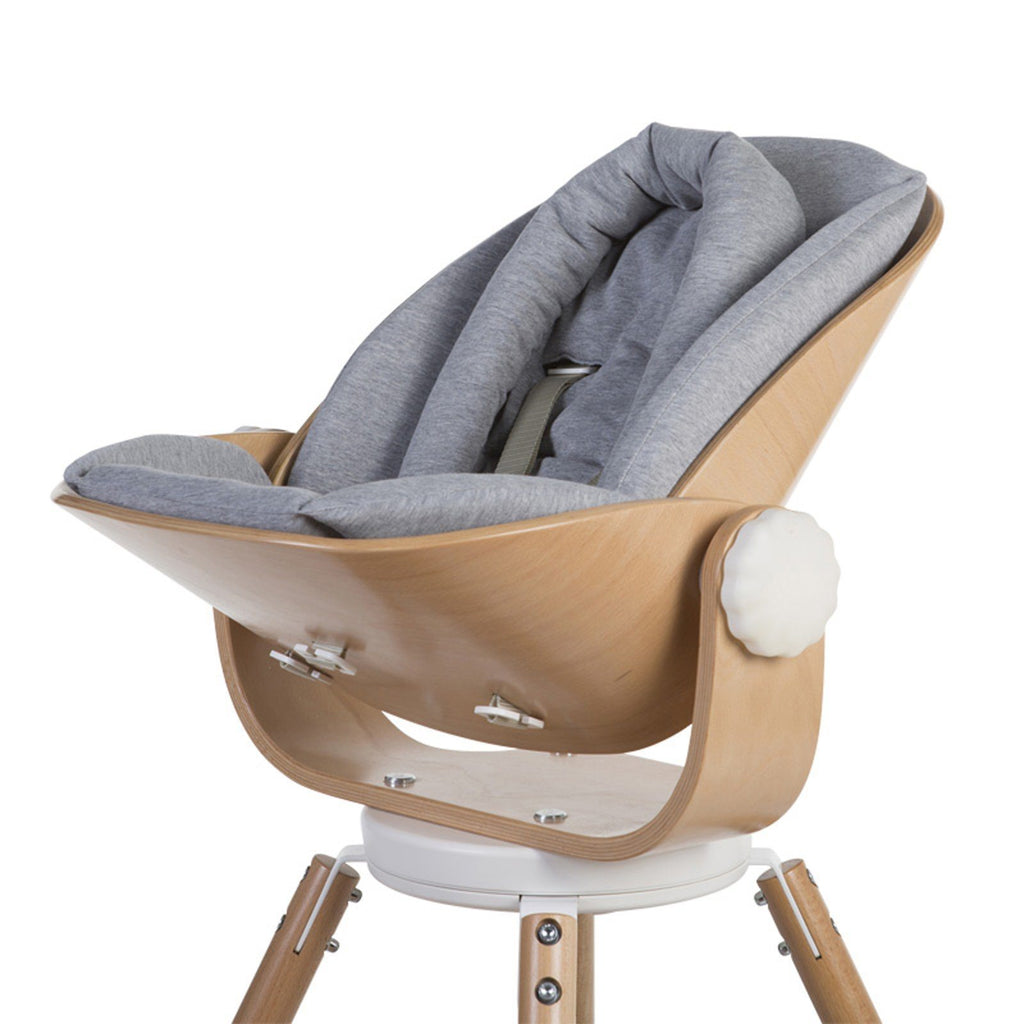 Evolu Newborn Cushion - Grey Childhome