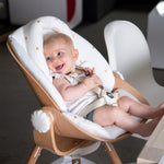 Load image into Gallery viewer, Evolu Newborn Seat Natural / White Child Home