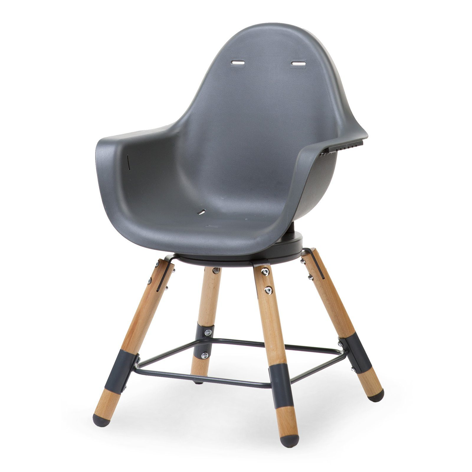 Evolu One.80° Chair - Natural / Anthracite Child Home