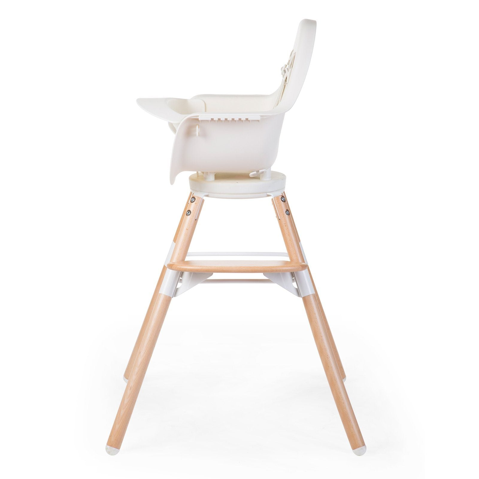 Evolu One.80° Chair - Natural White Childhome