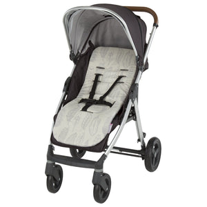 Comfi-Cush Memory Foam Stroller Liner - Feathers On The Go cuddleco