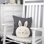 Load image into Gallery viewer, Comfi-Snuggle Pillow & Hand Warmer - Fluffy the Rabbit Nursery cuddleco