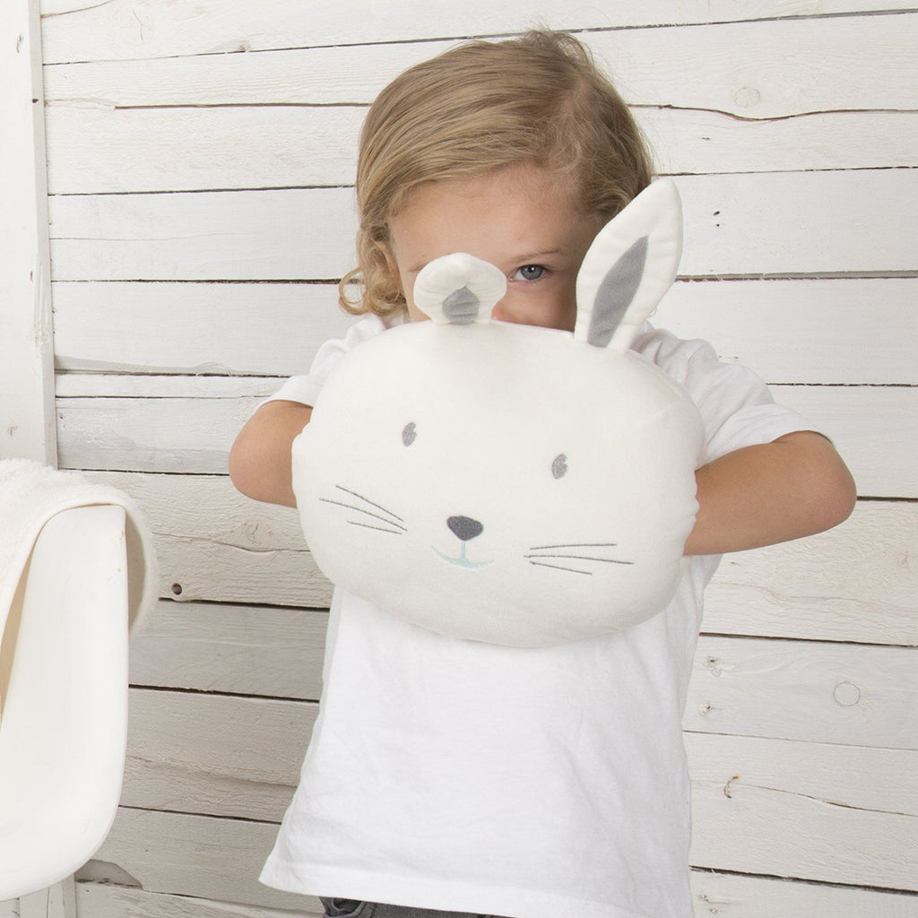 Comfi-Snuggle Pillow & Hand Warmer - Fluffy the Rabbit