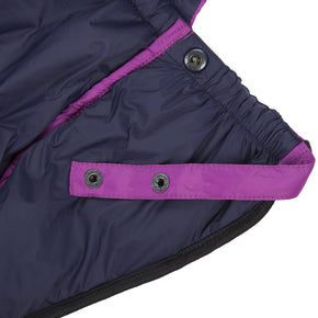 Comfi-Cape 2in1 Carrier Cape and Stroller Liner - Grape On The Go cuddleco