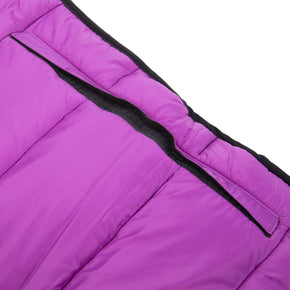 comfi snug 2in1 footmuff liner grape viola
