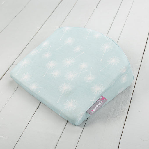 Comfi-Mum 3in1 Memory Foam Wedge Cushion - Green Sugar Plum Fairies Feeding & Support cuddleco