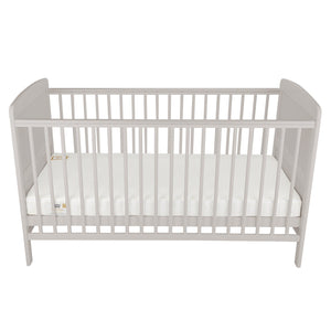 Juliet Cot Bed Grey cuddleco
