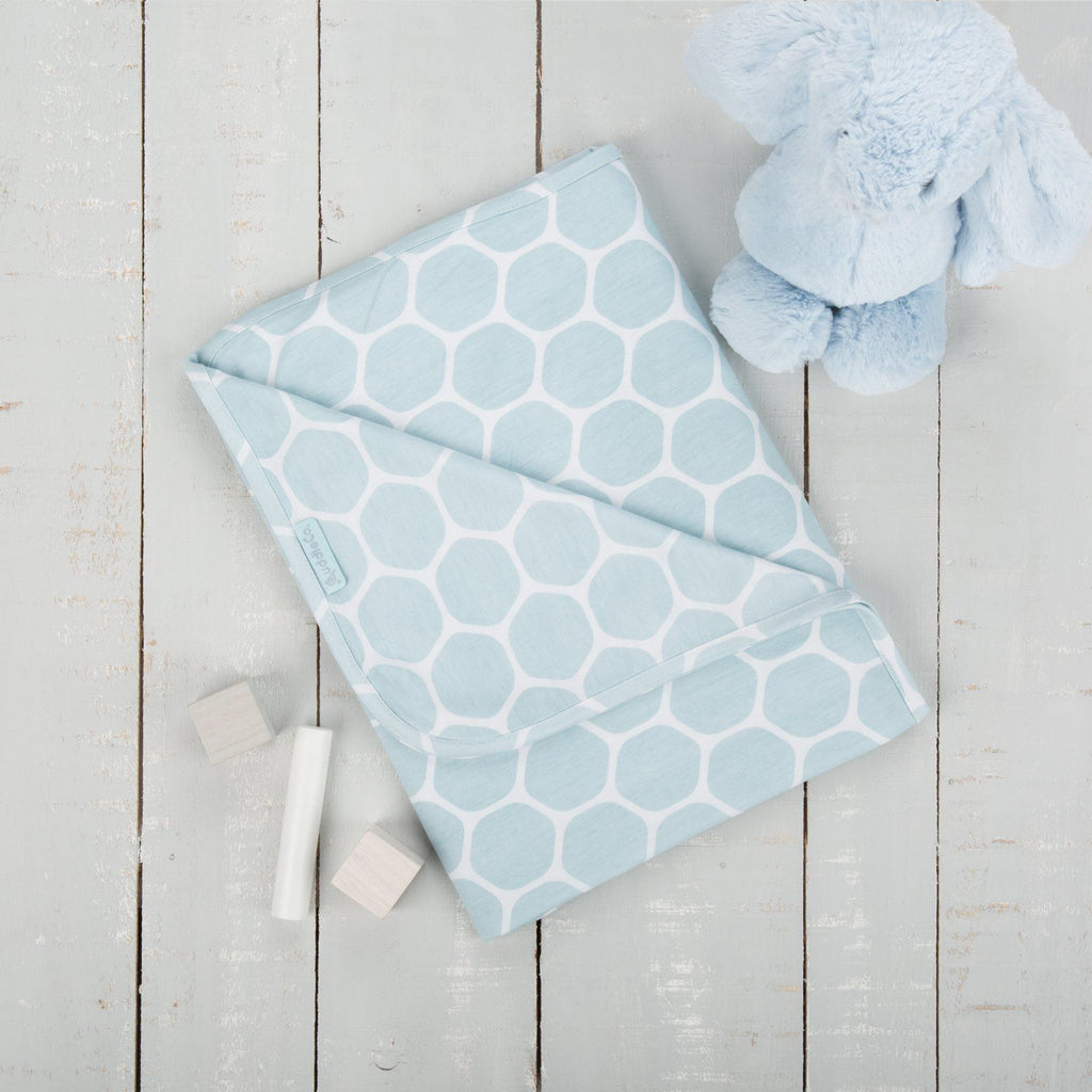Comfi-Hugs Luxury Bamboo Blanket - Honeycomb Nursery cuddleco