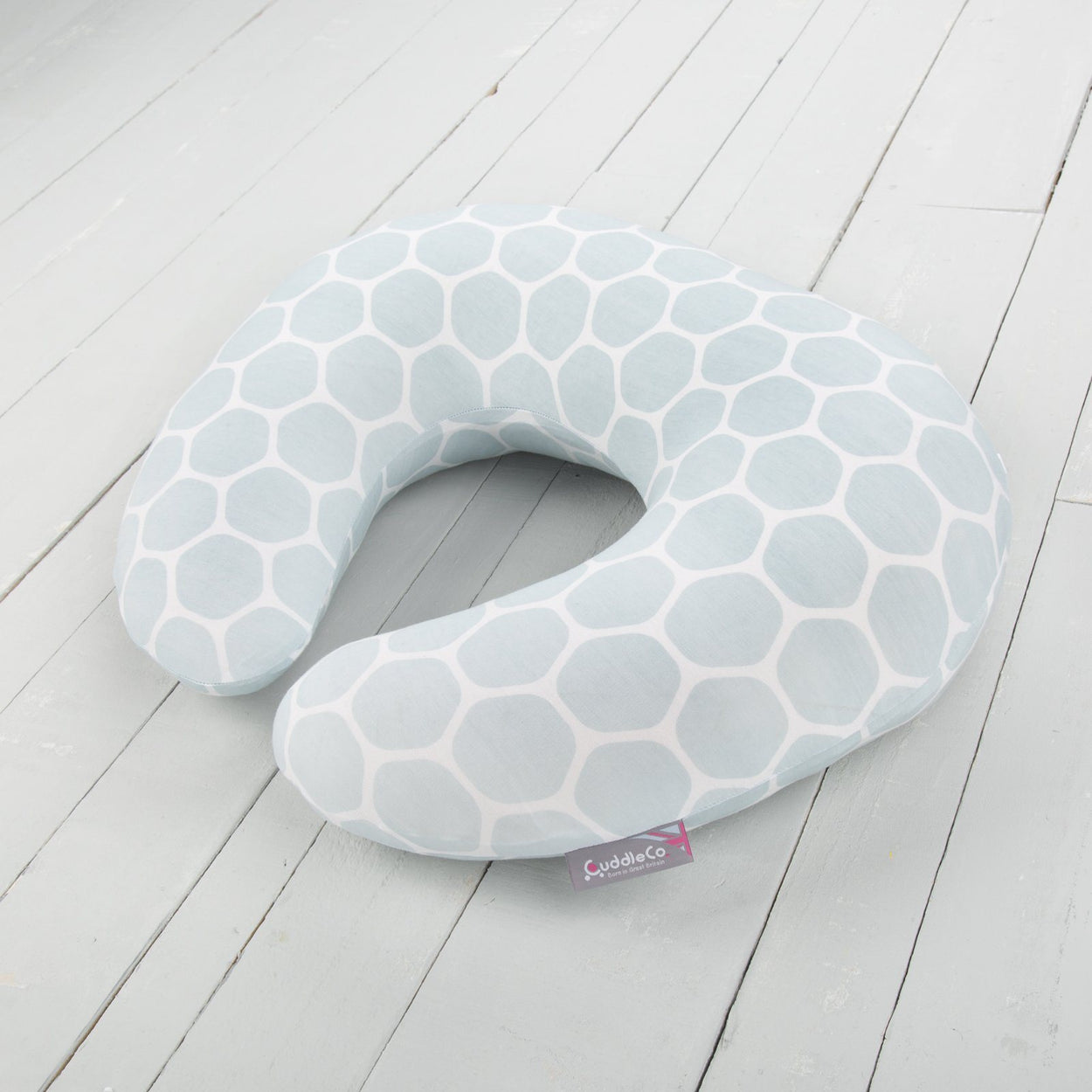 Comfi-Mum Memory Foam Feeding Pillow - Honeycomb Feeding & Support cuddleco