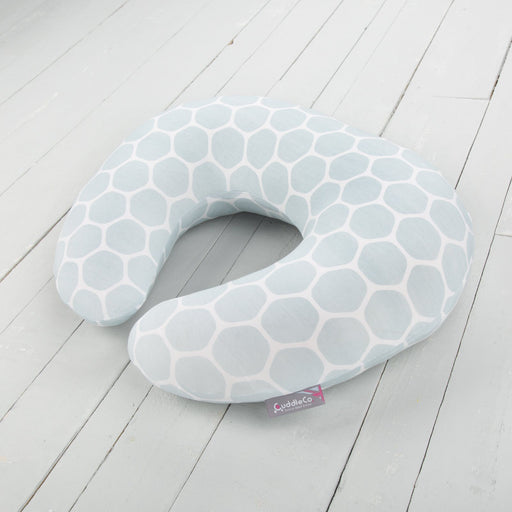 comfi mum memory foam feeding pillow honeycomb