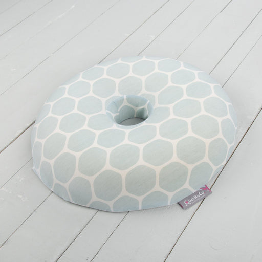 comfi mum memory foam maternity cushion honeycomb