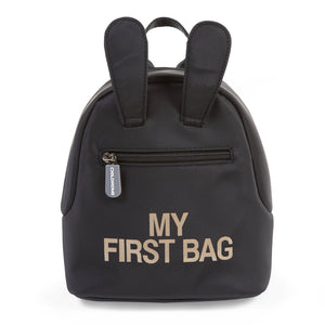 Kids My First Bag Black Childhome