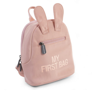Kids My First Bag Pink Childhome