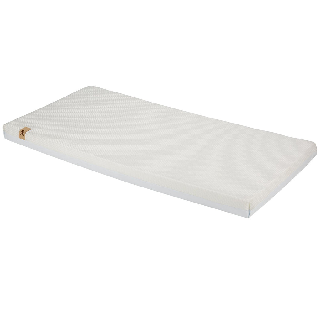 Lullaby Hypo-Allergenic Bamboo Foam Cot Mattress 120 x 60cm CuddleCo