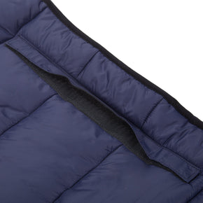 Comfi-Snug 2in1 Footmuff & Liner - Midnight Blue On The Go cuddleco