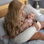 Load image into Gallery viewer, Mother&Baby Organic Cotton Feeding and Infant Support Pillow Mother & Baby