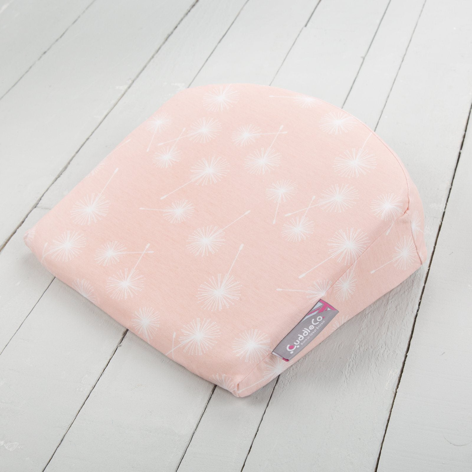 Comfi-Mum 3in1 Memory Foam Wedge Cushion - Pink Sugar Plum Fairies Feeding & Support cuddleco