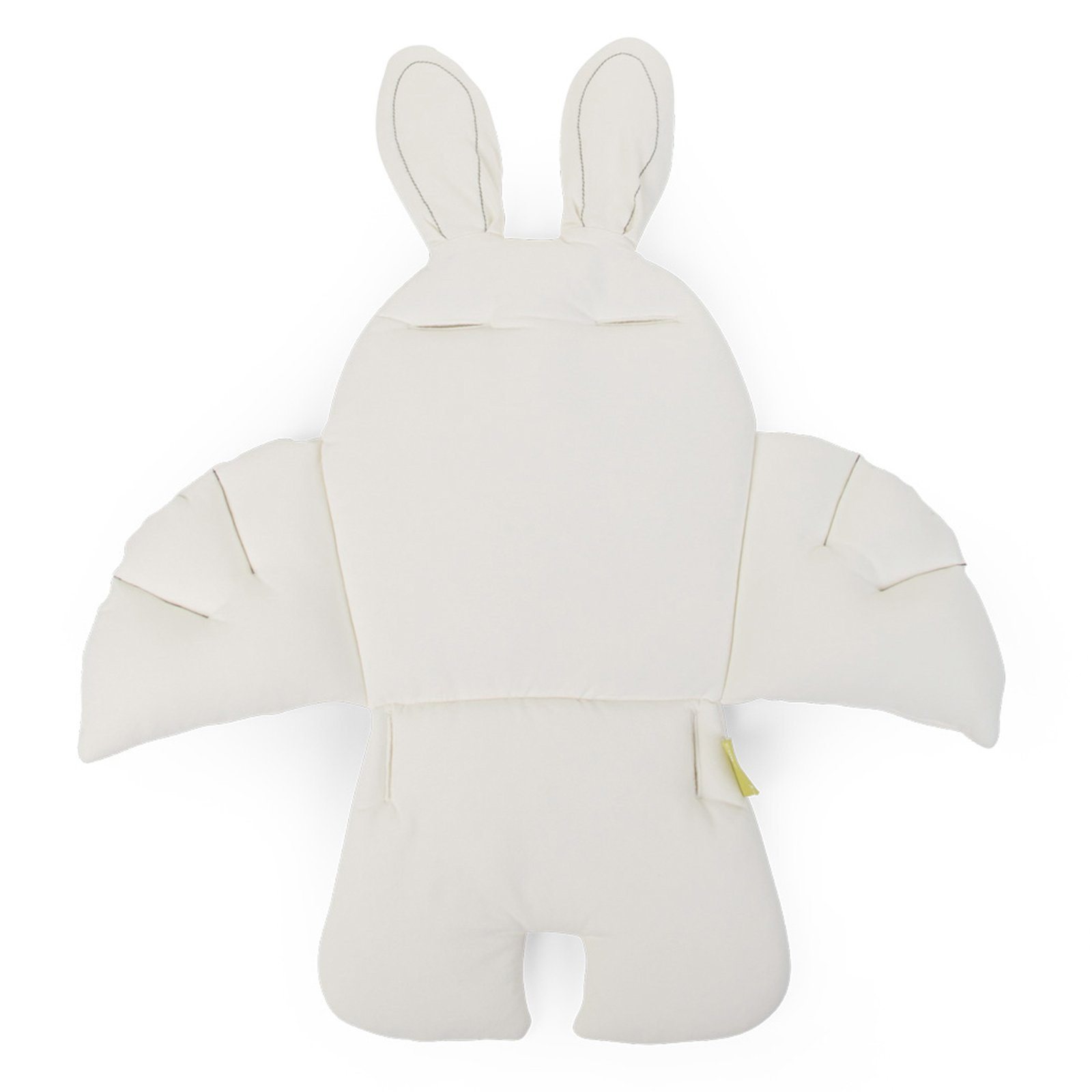 Rabbit Cushion - White Child Home