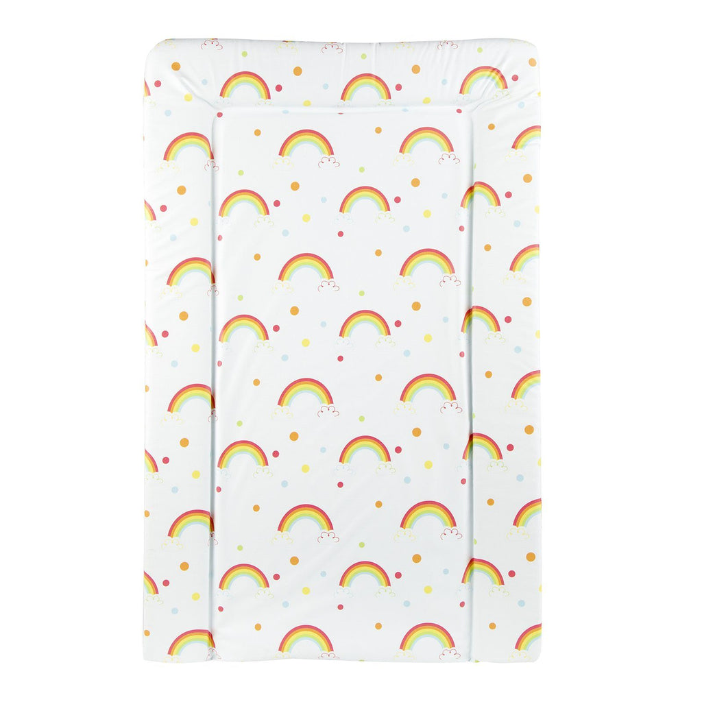 Changing Mat - Rainbow Nursery Decor CuddleCo