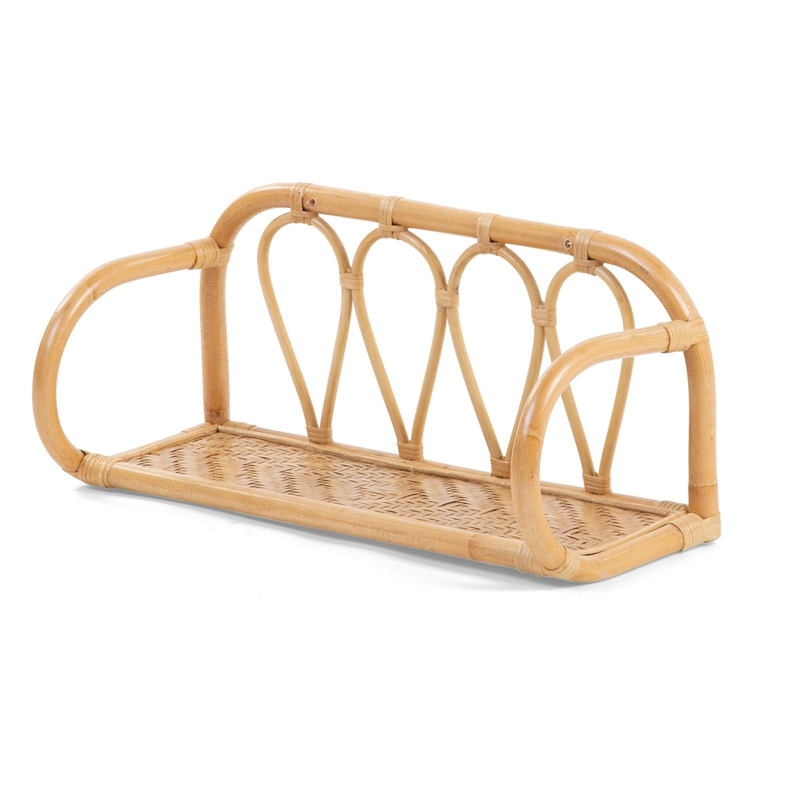 Rattan Wall Shelf Childhome