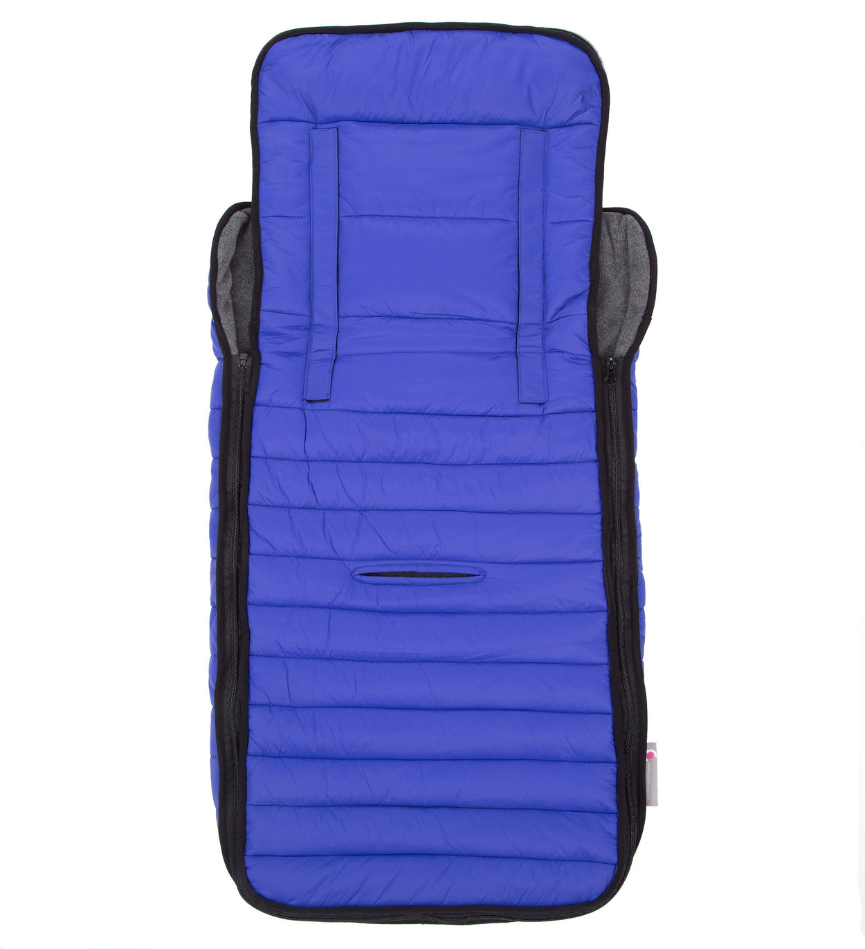 comfi snug 2in1 footmuff liner twilight royal blue