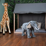 Load image into Gallery viewer, Standing Elephant 53cm Nursery Decor Childhome
