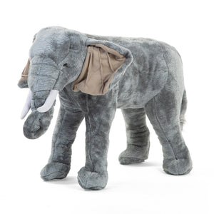 Standing Elephant 53cm Nursery Decor Childhome