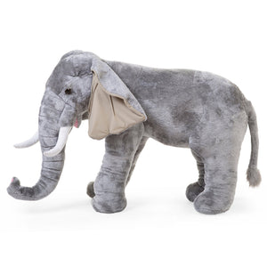 Standing Elephant 75 cm Nursery Decor Childhome
