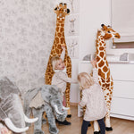 Load image into Gallery viewer, Standing Giraffe 180 cm Childhome