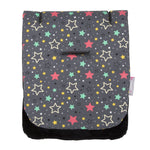 Load image into Gallery viewer, Comfi-Cush Memory Foam Stroller Liner- Star Bright On The Go cuddleco