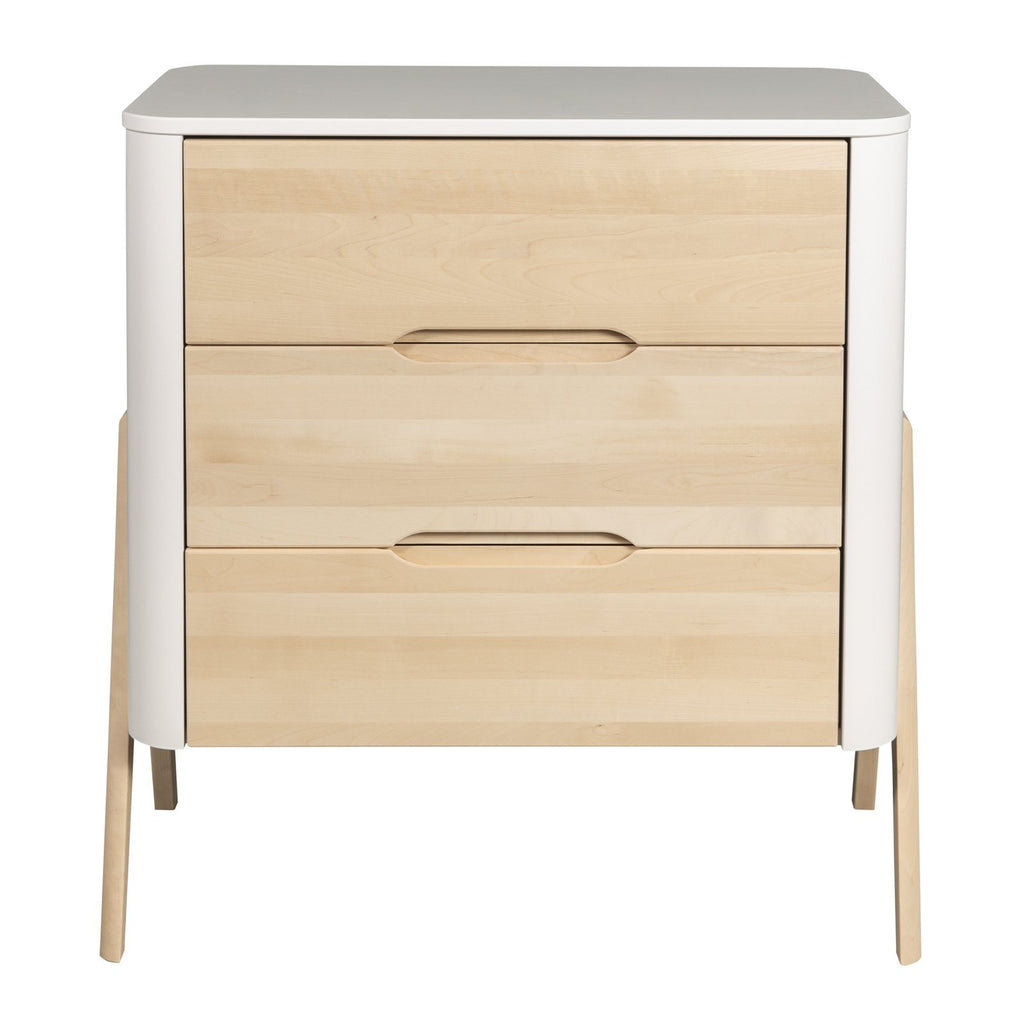 Troll Torsten Dresser - White/Natural Furniture Trolls