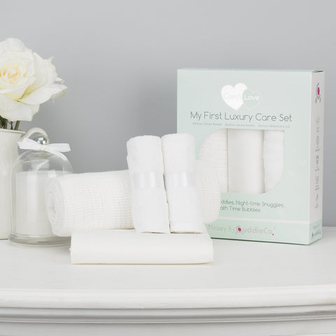 Comfi-Love My First Luxury Care Set - White