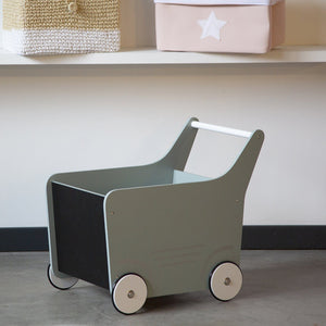 Wooden Stroller - Mint Childhome