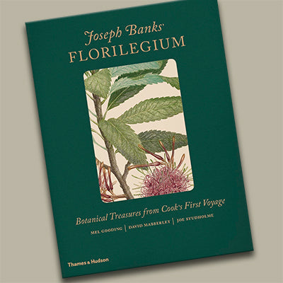 Banks' Florilegium Publication (2017)