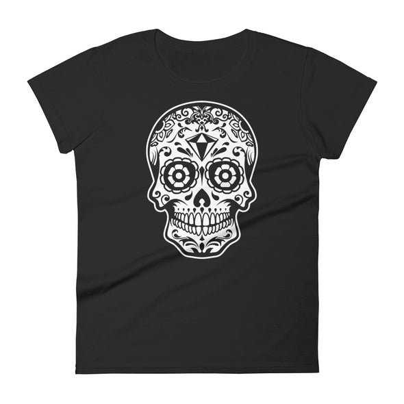 Sugar Skull Nr° 1 Women's T-shirt