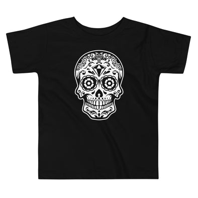 Sugar Skull N° 1 Toddler Short Sleeve Tee