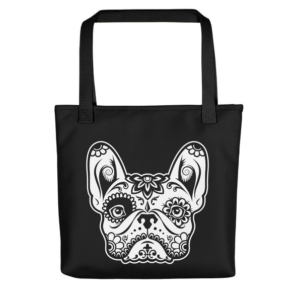 Tote bag French Bulldog