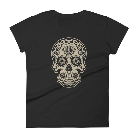 Sugar Skull Nr° 2 Women's T-shirt