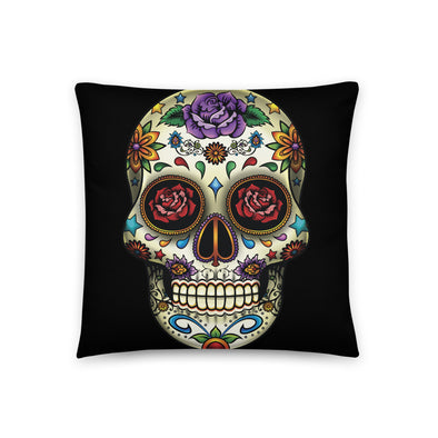 Basic Pillow Sugar Skull