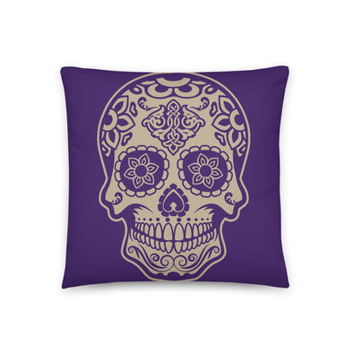 Basic Pillow Sugar Skull N° 2