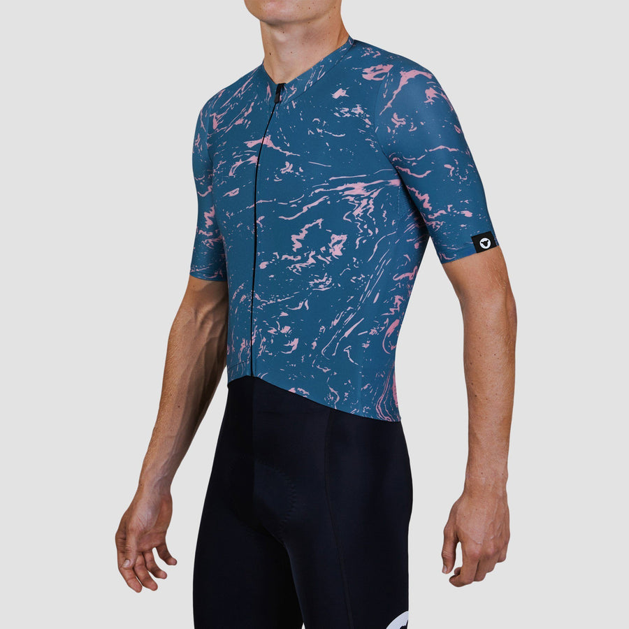 Men's Essentials TEAM Jersey - Marble Stone