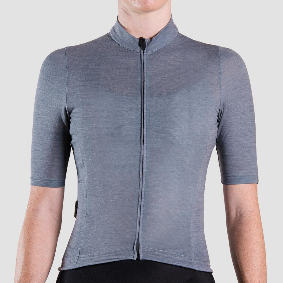 Euro Collection Women's Ardesia Merino Jersey